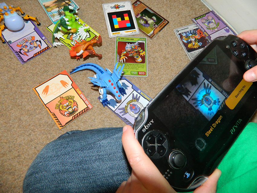 Playstation Invizimals