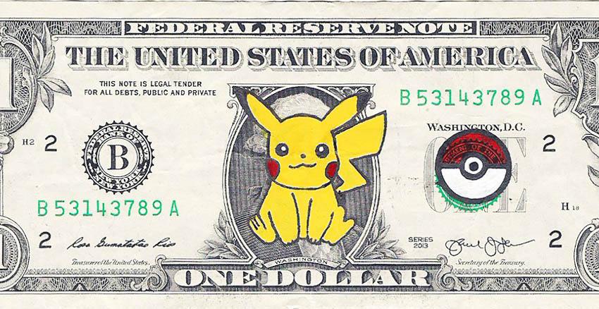 Акции Nintendo из за выпуска игры Pokemon Go побили шестилетний рекорд