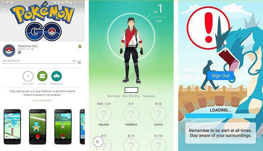 скачать бесплатно игру Pokemon Go на андроид на русском - фото 4
