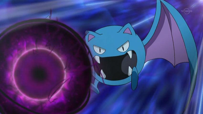 Golbat боевые способности, атака Голбата в Покемон Го