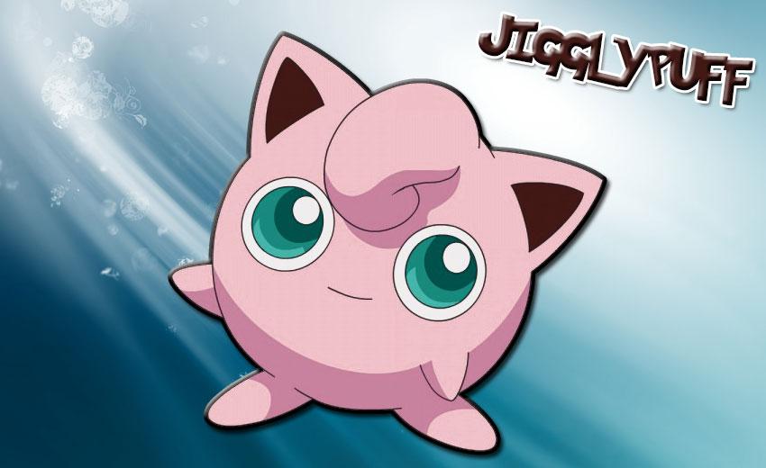 Покемон Джиглипуф эволюция, где найти Jigglypuff в Pokemon Go