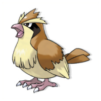 Pidgey pokemon go