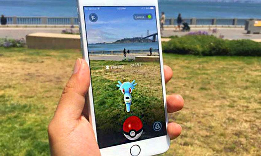 Pokemon GO прогулка по красивым местам