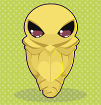 Pokemon Go Kakuna