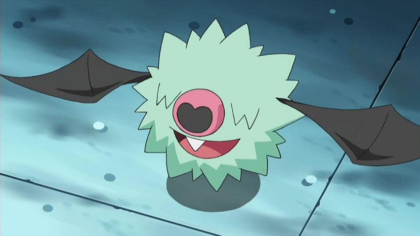 Pokemon Woobat