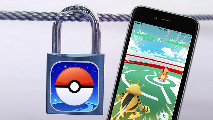 Pokemon GO безопасность в России