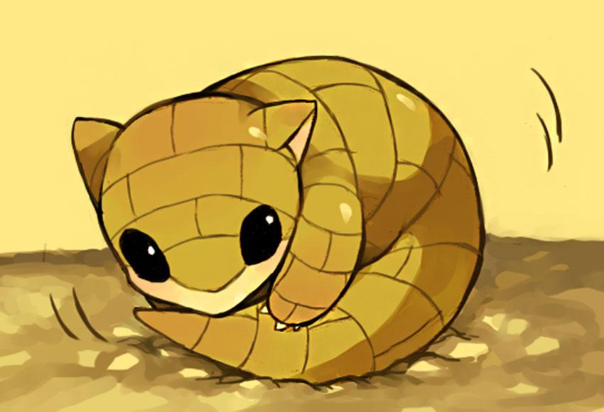 Sandshrew Pokemon Go Evolyuciya Gde Nayti 27