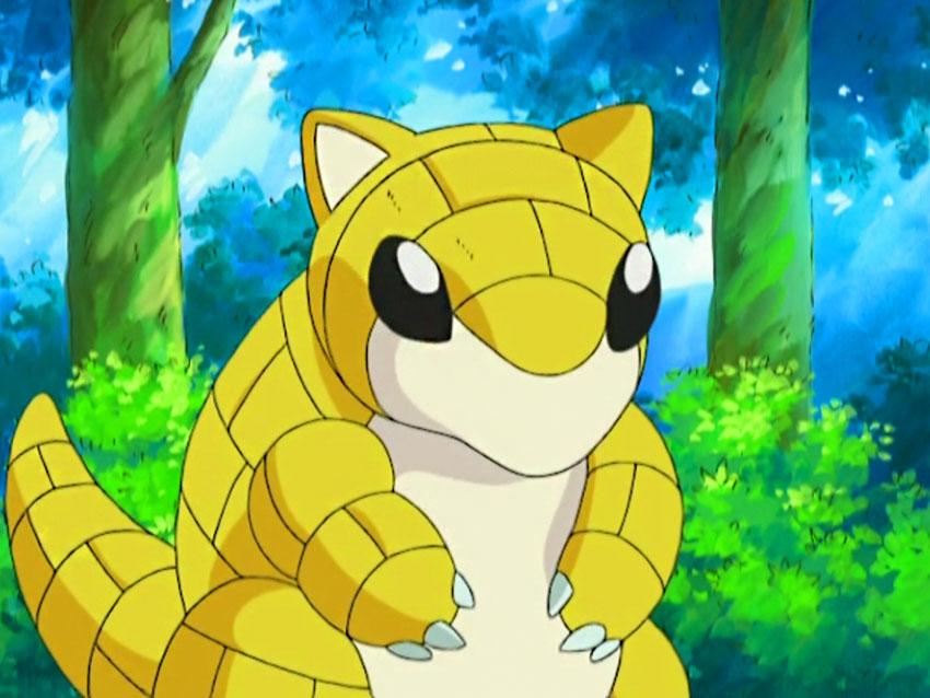 Pokemon Go Sandshrew 3 Images