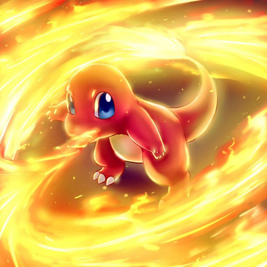Покемон Чармандер - стадии эволюции, где и как найти Pokemon