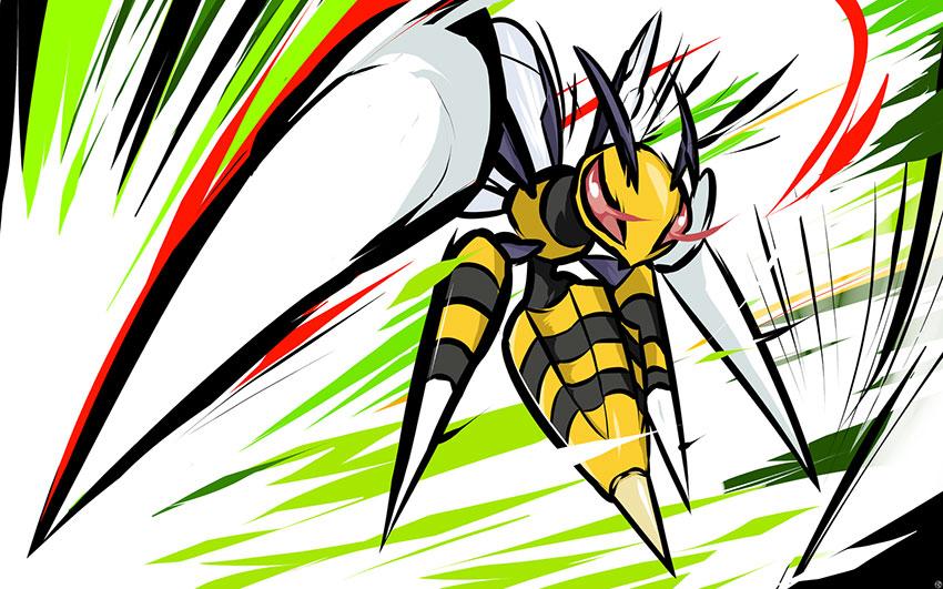Атаки Бидрилла в Покемон Го