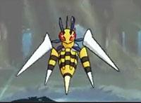 Beedrill покемон оса