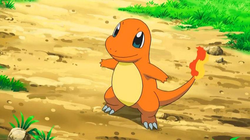 Покемон Чармандер - где и как найти, атака в Pokemon Go
