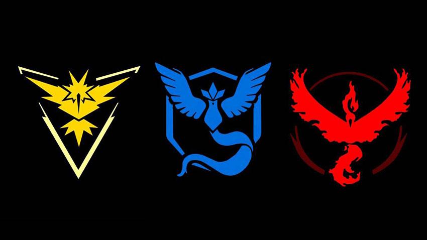 Фракции в покемонах