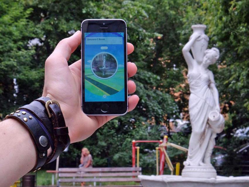 Где ловят покемонов в Москве
