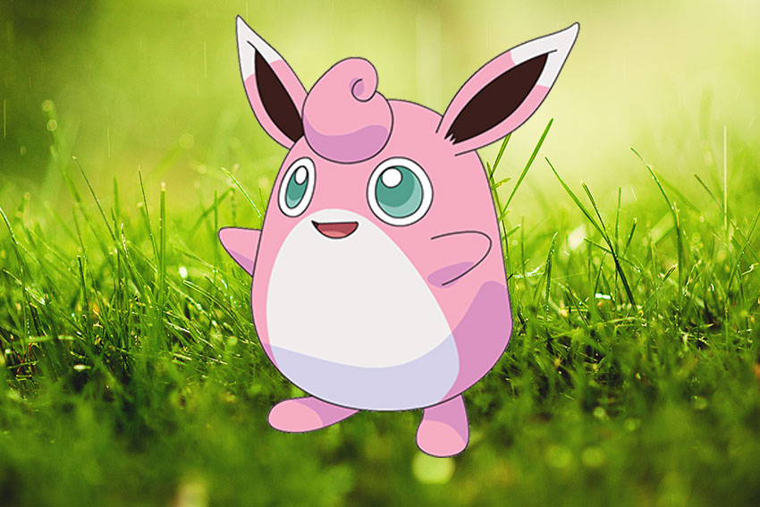 Где найти Виглитаффа в Покемон Го - Wigglytuff Pokemon Go