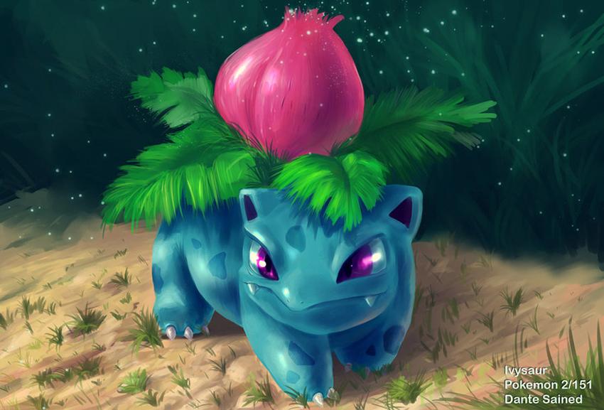 Ивизавр - где и как найти покемона, место обитания в покемон го