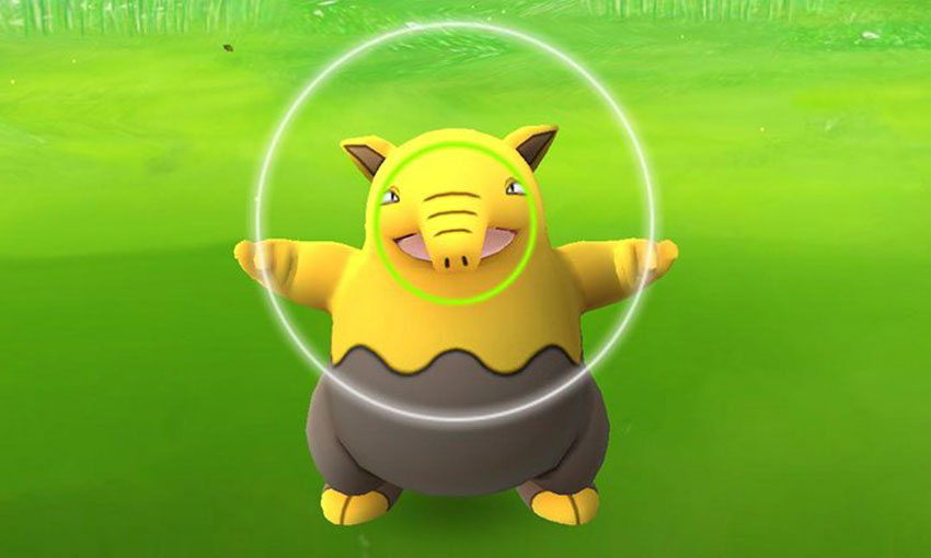Как эффективнее поймать покемона в Pokemon Go