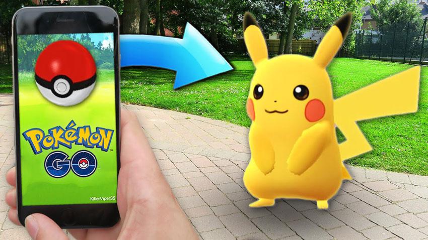 Как поймать Пикачу в Pokemon Go - Pikachu в Покемон Го как получить
