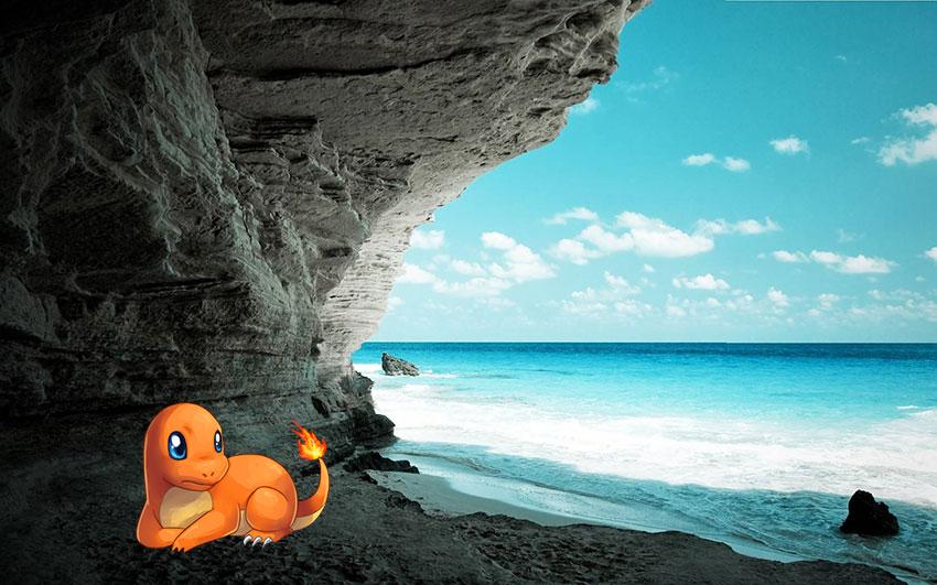 Место обитания Чармандера - где найти и как найти покемона