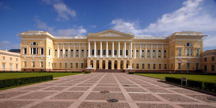 Русский музей в Санкт-Петербурге и Покемон Го