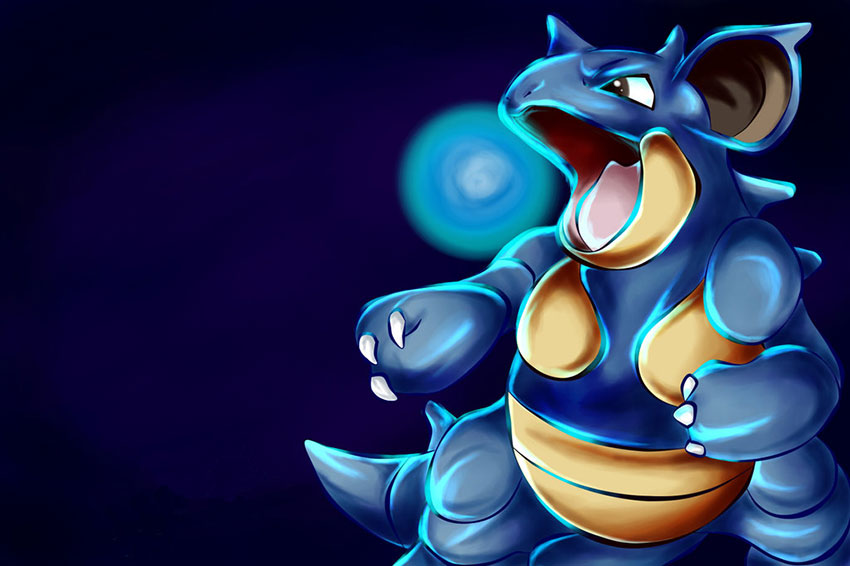 Nidoqueen pokemon