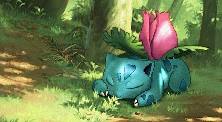Особенности бульбазавра в Pokemon GO
