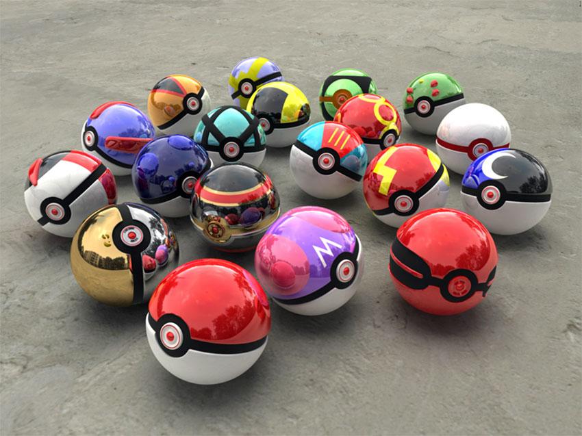 Виды покеболов в Покемон Го, как получить и где взять - Pokeball Pokemon GO