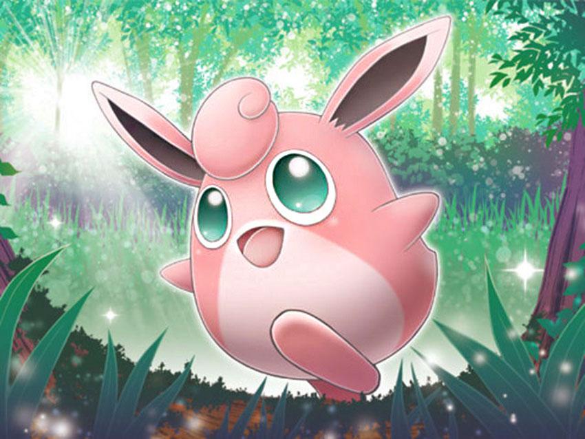 Покемон Wigglytuff в Pokemon Go - фото Виглитаффа и картинки