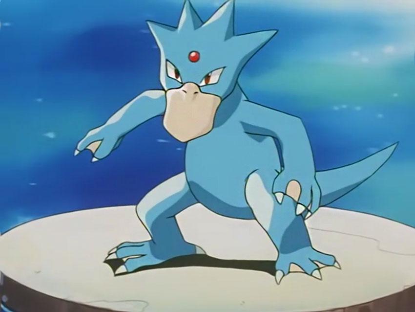 Pokemon Go Golduck - эволюция Голдак в Покемон Го