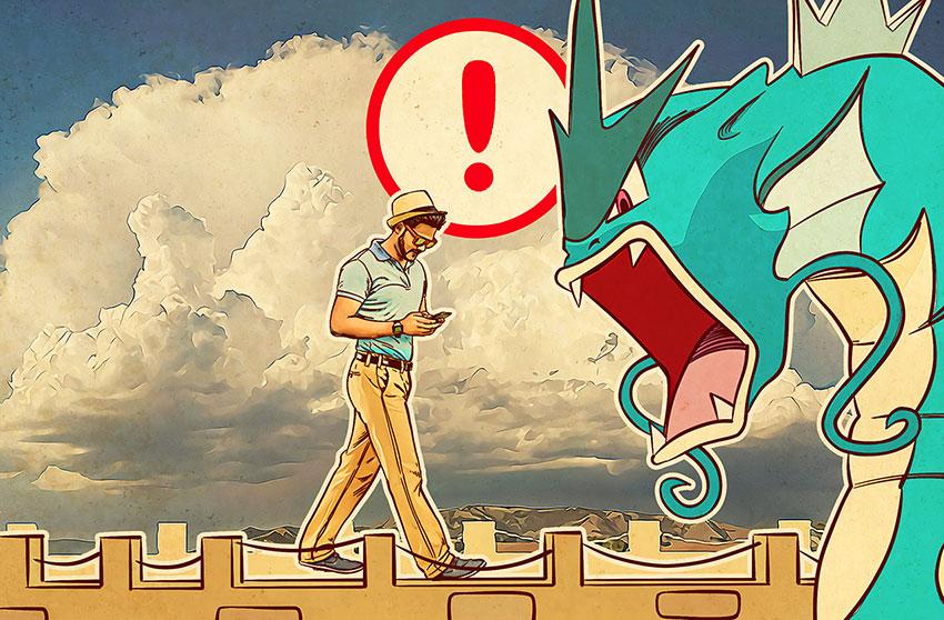 Pokemon Go и безопасность