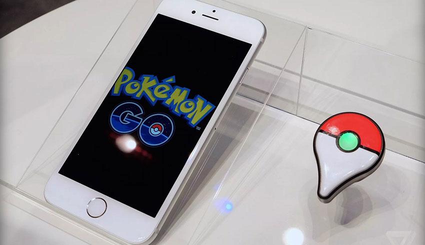 Pokemon go plus для Android и Ios