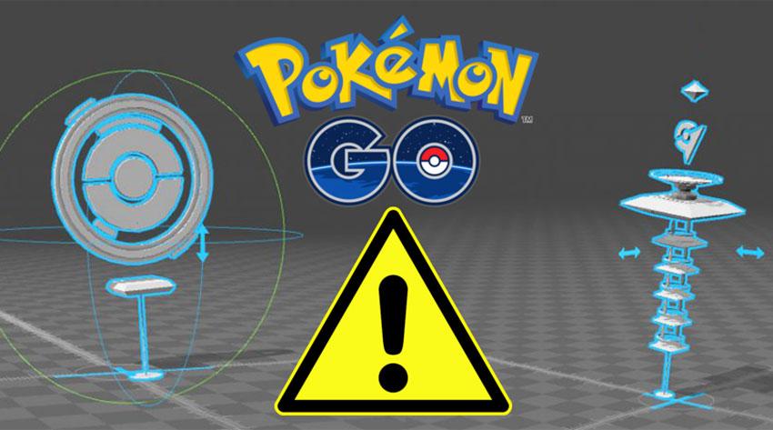 Pokemon go pokestop - Как создать покестоп в Покемон Го