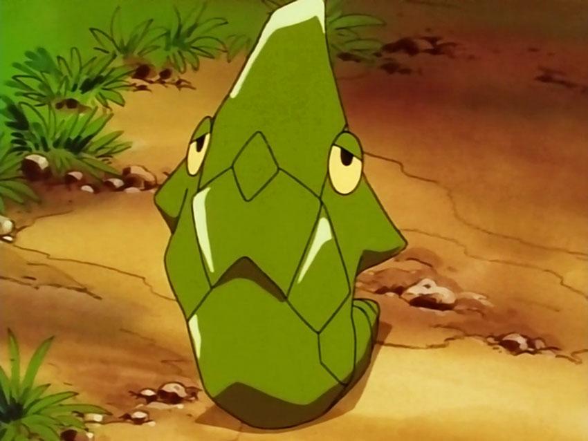 Покемон Метапод - стадии эволюции, где как найти Pokemon Go