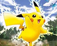 Pokemon Пикачу