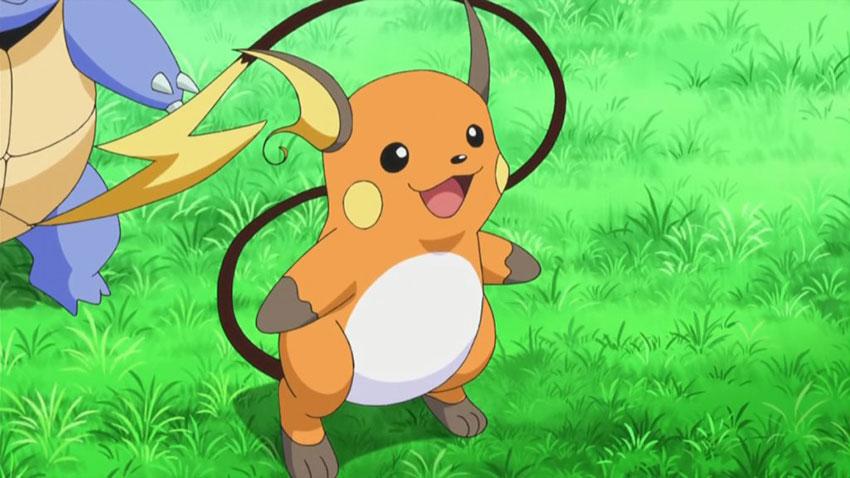Raichu pokemon go - Райчу в Покемон Го - гду и как найти, фото, картинки