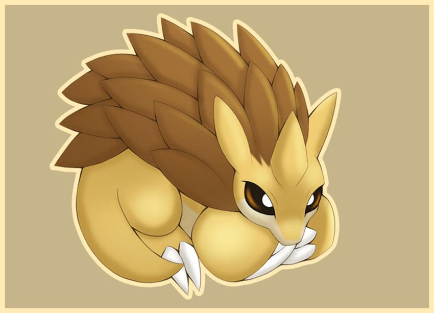Sandslash Pokemon go - Сэндслэш в Покемон Го где найти, эволюция, фото и картинки