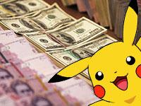 Сколько заработали производители покемонов