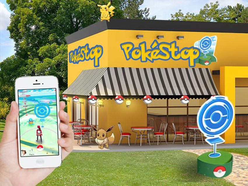 Создать покестоп в Pokemon go - как добавить и поставить его