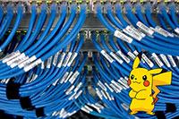 В Покемонах нет слежки