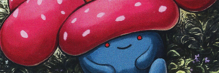 Vileplume описание покемона Вайлплума - фото и картинки