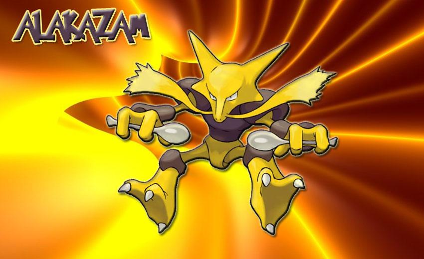 Alakazam обзор - Алаказам в Покемон Го - эволюция, где найти и как поймать, фото