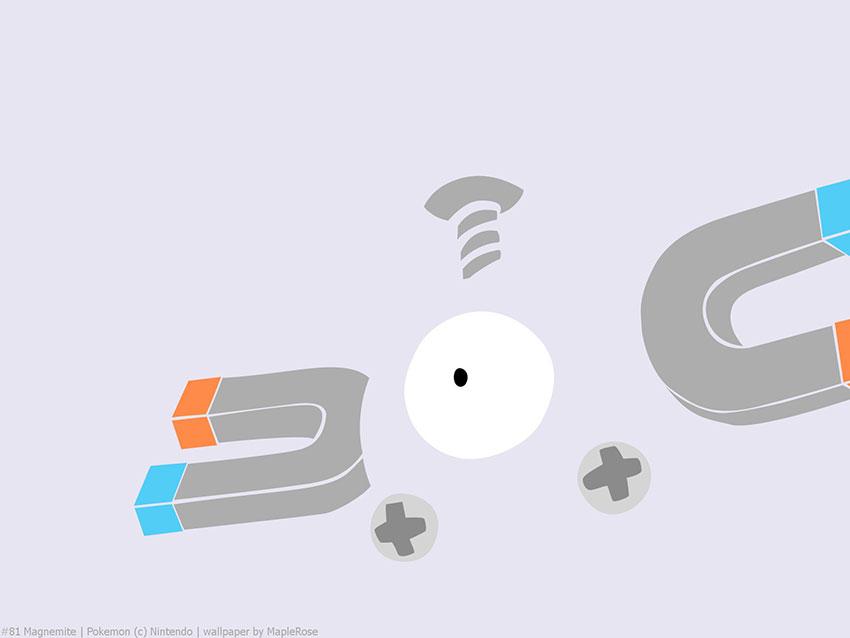 Параметры Магнемайта - картинка Magnemite Pokemon Go