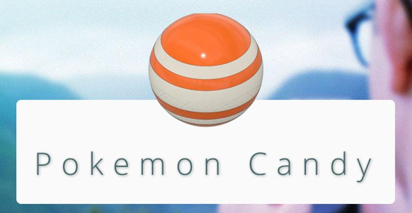 Конфеты в Покемон Го для эволюции покемонов - Pokemon Candy