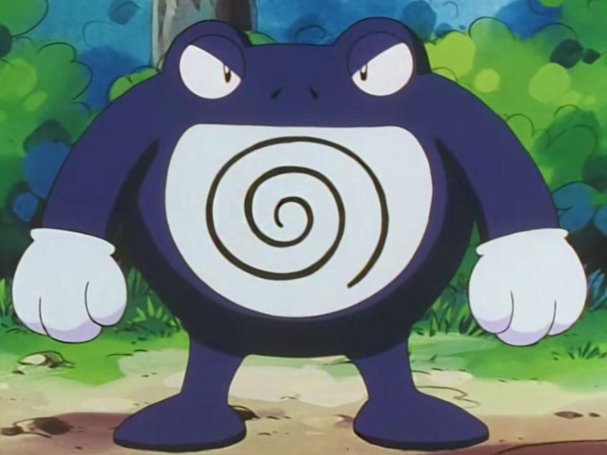 Pokemon Poliwrath - фото покемона Поливрат