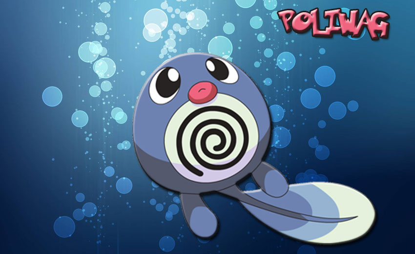 Поливаг в Покемон Го - эволюция, где найти и как Poliwag