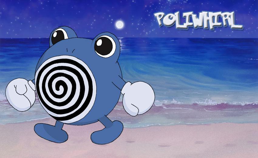 Поливирл в Покемон Го - эволюция, где найти - Poliwhirl