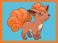 Vulpix pokemon 037
