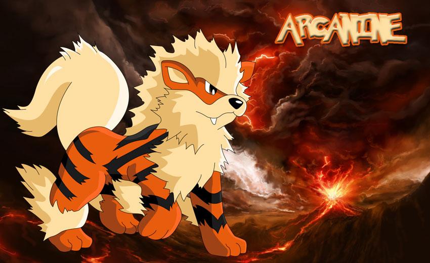 Арканайн в Покемон Го - эволюция, где найти, фото Arcanine