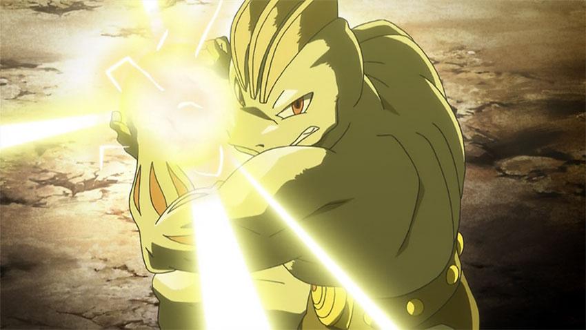 Атака Мачока в Покемон Го