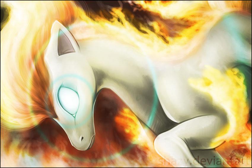 Атака Ponyta